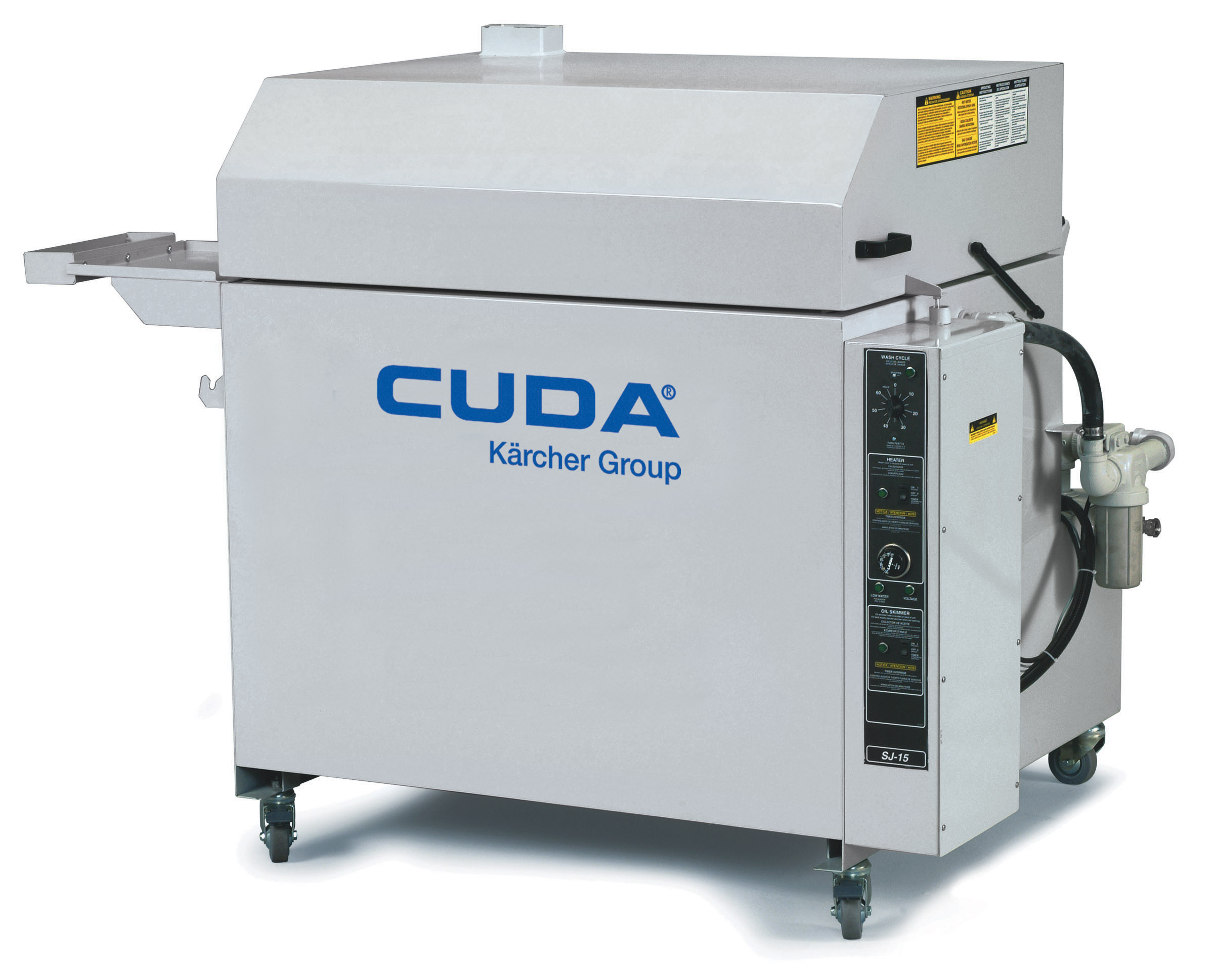 CUD Front-Load Product Sheet
